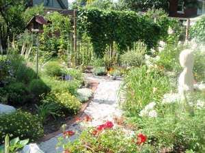 Secret Garden August 2009