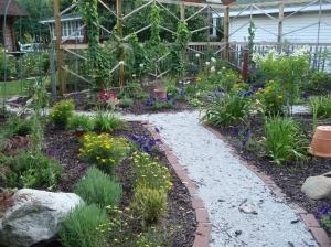 Secret Garden in August 2008