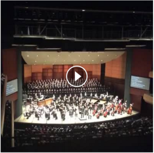 This is a screen shot, but if you click on the image, you will land on the website and will be able to listen to the first movement in Carmina Burana.